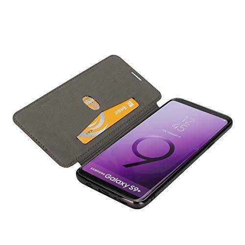 STEFANO große Luxus Damen Lederbörse aus Weichem Leder Geldbörse Geldbeutel Portemonnaie Brieftasche Organizer Verschiedene Modelle (M1 schwarz)