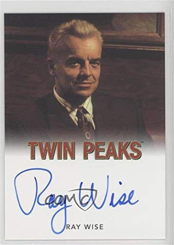 Leland Series - Ray Wise; Leland Palmer (Trading Card) 2018 Rittenhouse Twin Peaks - Classic Series Autographs #RAWI