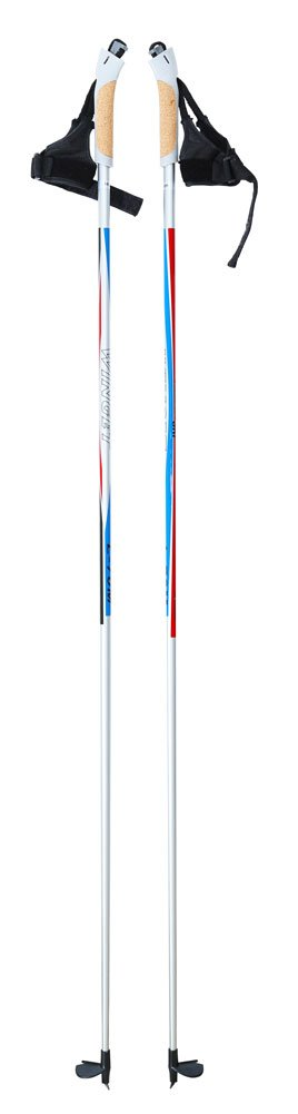 WINGET Carbon Fiber X Cross Country Ski Poles XC-70 150cm(59.1'') by WINGET