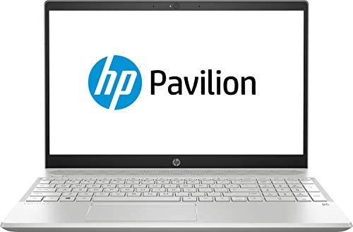 HP Pavilion Core i5 8th gen 15 6-inch FHD Laptop (8GB/1TB HDD/Win 10/2 GB  MX130 DDR5 Graphics/MS Office/Mineral Silver/2 04 kg), 15-cs1000tx