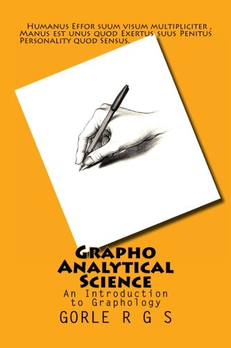 Grapho - Analytical Science: An Introduction to Graphology