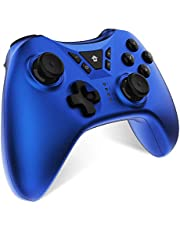Switch Pro Controller, Wireless Controller for Switch, Supports Gyro Axis, Turbo and Dual Vibration Compatible with Switch/Switch Lite Console Game