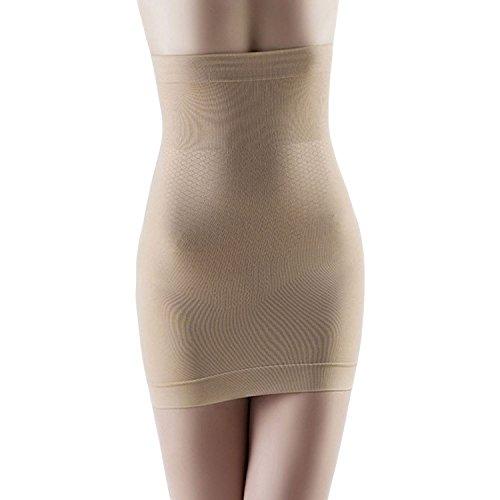 fat belly tight dress - 1