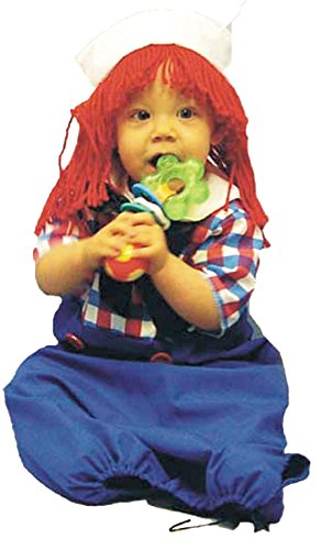 Costumes For All Occasions 12119 Raggedy andy