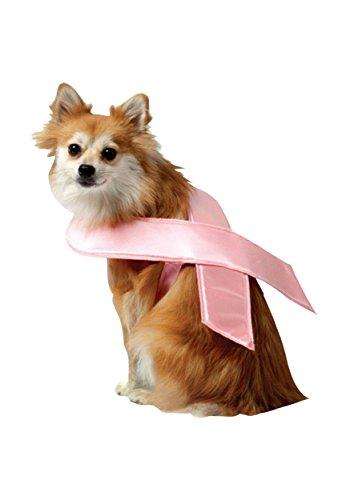 Female Cyclops Costumes (Rasta Imposta Pink Ribbon Dog Costume, X-Small)