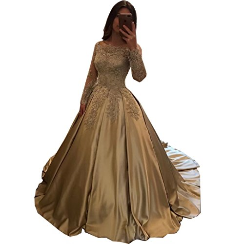 890b4209fe ... Quinceanera Dress Ball Gown Off Shoulder Lace Appliques Prom Dress Long.    