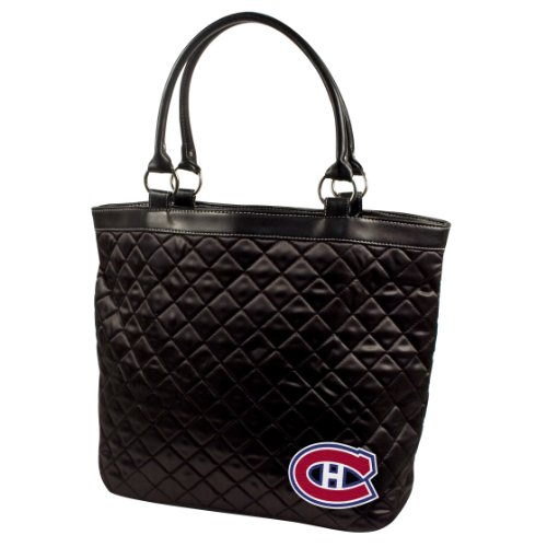 nhl-montreal-canadiens-quilted-tote-black