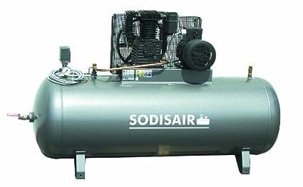 SODISAIR-compresores de uso industrial Industrial 500-Compresor 10CV L