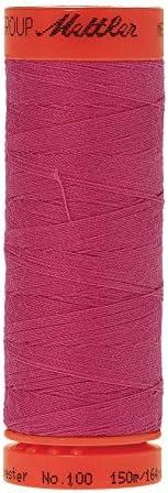 165 yd Hot Pink Mettler 9161-1423 Metrosene 100-Percent Core Spun Polyester Thread