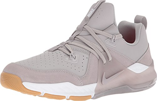 Nike Zoom Command Sz 12 Mens Cross Training Atmosphere Grey/White-Gum Med Brown -