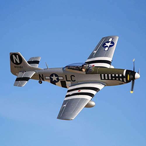 E-flite P-51D Mustang 1.2m BNF...