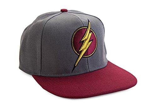 Flash Retro Logo Snapback Hat -