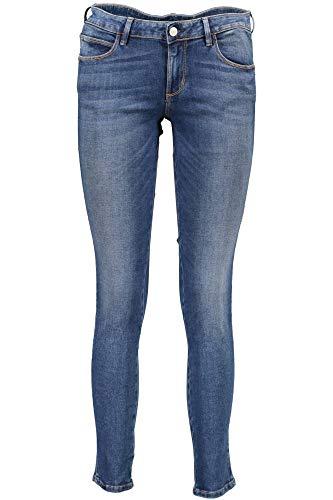 GUESS Jeans W62AJ2D1GV3 Denim Jeans Mujer BLU BAEM 31