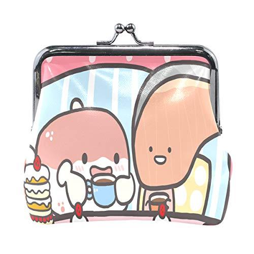 Amazon.com: Monedero de la galería Kawaii japonés personajes ...