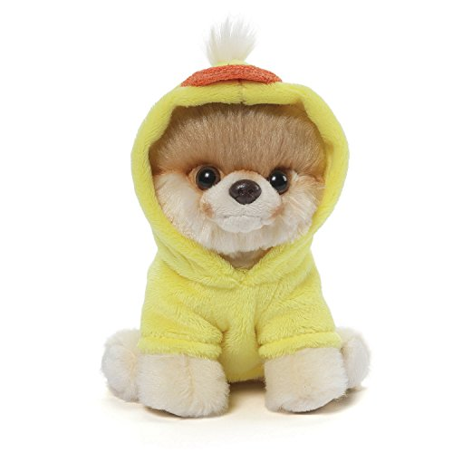 GUND Itty Bitty Boo #029 Quackin' Up Easter Plush, 5