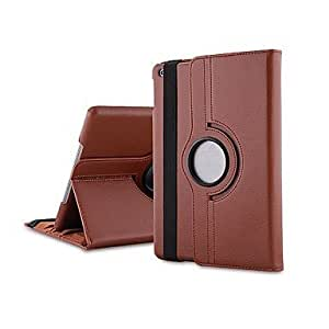 CeeMart 360 Degree Rotating Smart Cover PU Leather Case by ruishername