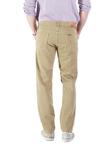 Verde 756 Jeans Militare Carrera Uomo Denim Regular Stretch Fit Color 8axqPxwv