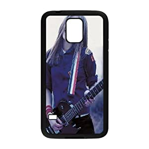 Samsung Galaxy S5 Cell Phone Case Black Avril Lavigne Guitar Kabmk