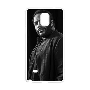 Tyreese funda Samsung Galaxy Note 4 caja funda del teléfono celular del teléfono celular blanco cubierta de la caja funda EEECBCAAL00226