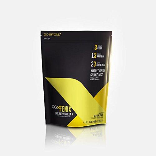 Cheap Organo OGX Fenix Creamy Vanilla Shake Mix