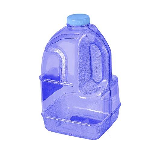 Blue Polycarbonate Water Bottle - BPA-Free 1 Gallon Water Bottle - Blue