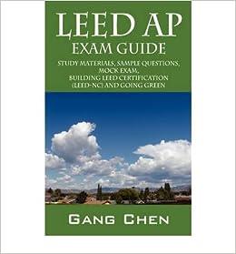 The leed ap walkthrough | green exam academy tips and tricks to.