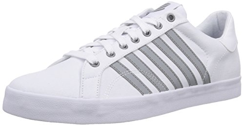BELMONT K T homme Swiss 192 Gray Blanc Weiß Neutral SO Sneakers White basses 5r1x5nZqw