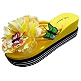Mother's Day Sale! Jiayit Women's Slipper Girls Fashion Versatile Flat Sandals Beach Sandals Solid Color Pearl Flip Flop Slipper Shoes