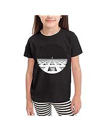 GailFranklinandCat Blue Oyster Cult Cotton Girls Boys T Shirt Kids Stylish Top Black