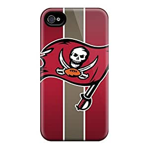 Premium [hzw2431xQoh]tampa Bay Buccaneers Case For Iphone 4/4s- Eco-friendly Packaging