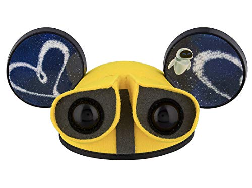 Disney Parks Wall-E Mickey Mouse Ears Hat Adult Size -