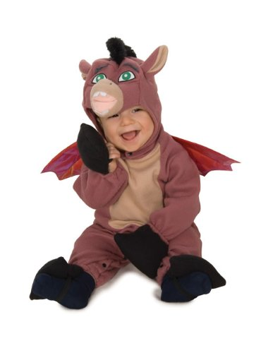 [Shrek Romper And Headpiece Dronkey, Newborn] (Third Leg Costume)