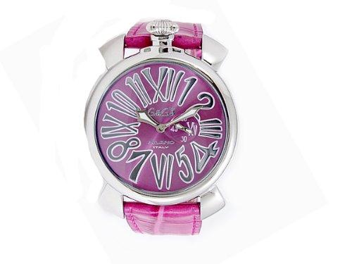 [ガガミラノ]GAGA MILANO SLIM クオーツ 腕時計 ユニセックス 5084-6 [並行輸入品] B00DH7EOBO
