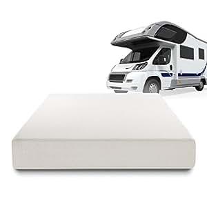 Zinus Sleep Master Ultima Comfort Memory Foam 10 Inch Mattress,Short Queen