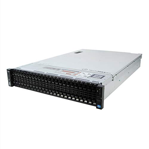 DELL PowerEdge R720xd Server 2X 2.90Ghz E5-2690 8C 192GB 3X 160GB SSD High-End (Certified Refurbished)