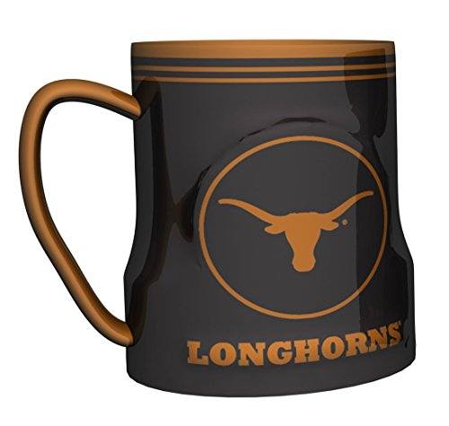 Longhorn Coffee Mug - Texas Longhorns Coffee Mug - 18oz Game Time