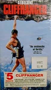 Cliffhanger [VHS]