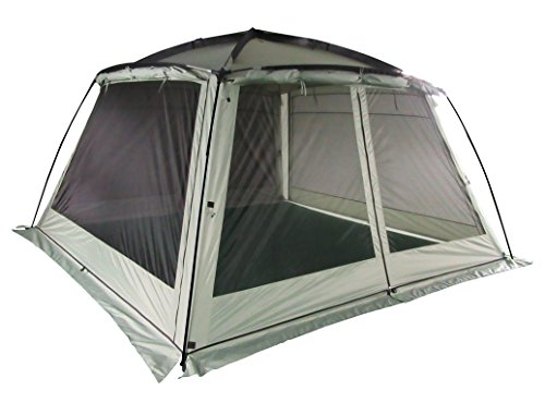 New yanes kuche kitchen tent 12 x 12 x 7 39 6 39 39 with rain for Camping outdoor kuche