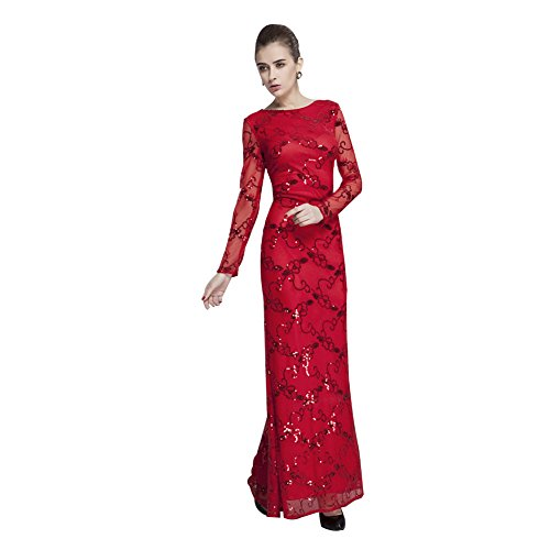 Sleeve Prom Slim cotyledon Shoulder Evening Long A One Line Women's Fit Gowns Dresses XXZBfwHxOq