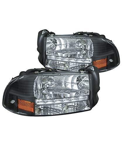 headlight assembly 99 durango - 7