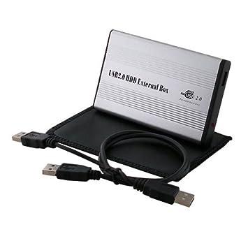 Disco duro Carcasa para discos duros IDE de 6,35 cm (5.08 cm ...