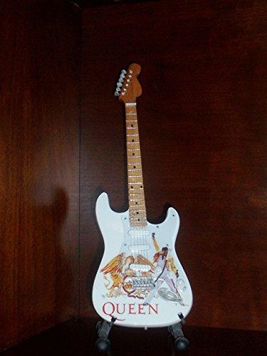 Mini Guitarra Queen Freddie Mercury pantalla regalo: Amazon.es: Instrumentos musicales