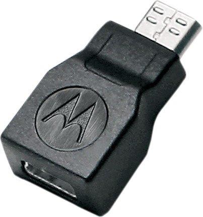 OEM Original Motorola Mini-USB to Micro-USB Adapter SKN6245A Cable - charging adapter