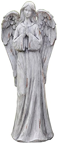 NapCo Praying Angel Statue, 16.25″