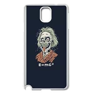 Albert Einstein Caricature Samsung Galaxy Note 3 Cell Phone Case White DIY GIFT pp001_8951415