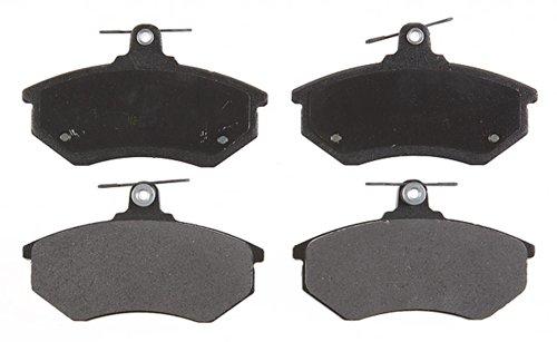 fessional Semi-Metallic Front Disc Brake Pad Set (Audi 4000 Brake Pads)