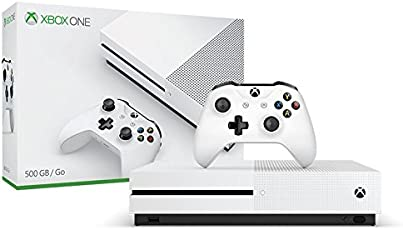 Xbox One S Console 500GB - Bundle Edition