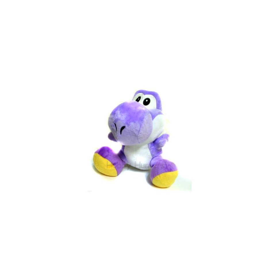 Plush   Nintendo Super Mario Bros   10 Soft Doll   Purple