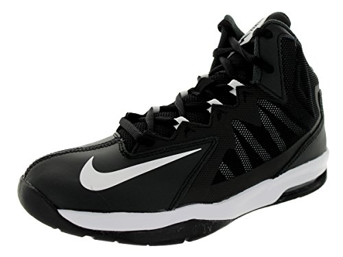 Nike Air Max Stutter Step 2 Black White Youths Trainers Black / White-Sleath-Anthracite