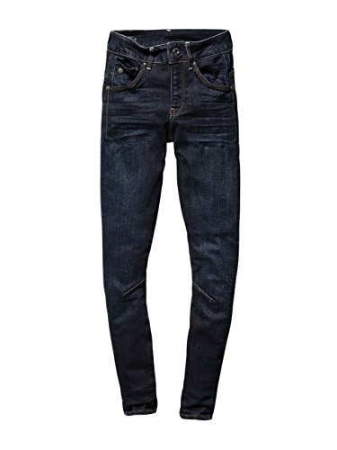 Jeans Aged Raw Donna Medium star Skinny 071 G YHfEqx